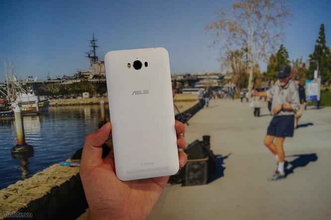 Trên tay Asus Zenfone Max: điện thoại kiêm pin di động giá 4.5 triệu đồng ảnh 8