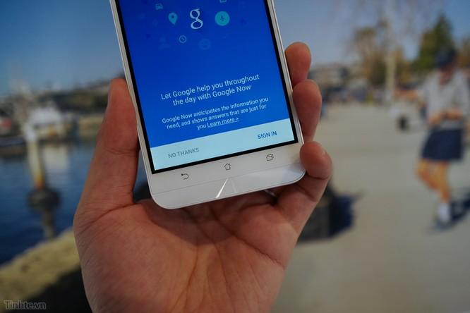 Trên tay Asus Zenfone Max: điện thoại kiêm pin di động giá 4.5 triệu đồng ảnh 3