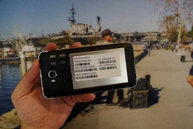 Trên tay Asus Zenfone Max: điện thoại kiêm pin di động giá 4.5 triệu đồng ảnh 11
