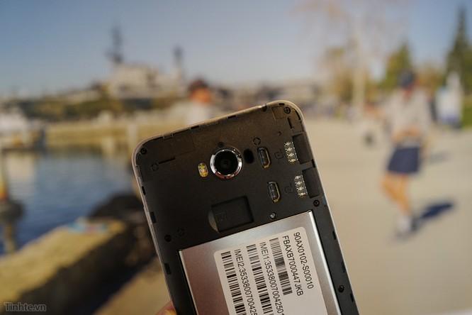Trên tay Asus Zenfone Max: điện thoại kiêm pin di động giá 4.5 triệu đồng ảnh 14