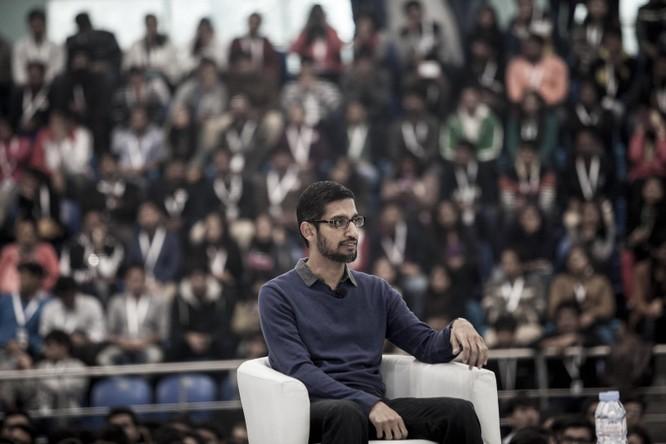 CEO Sundar Pichai: tuổi thơ, mục tiêu mang Internet cho tất cả mọi người, giúp phụ nữ online... ảnh 1