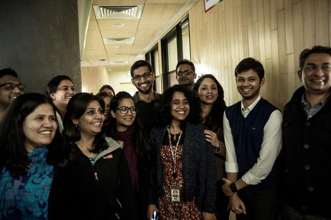 CEO Sundar Pichai: tuổi thơ, mục tiêu mang Internet cho tất cả mọi người, giúp phụ nữ online... ảnh 2