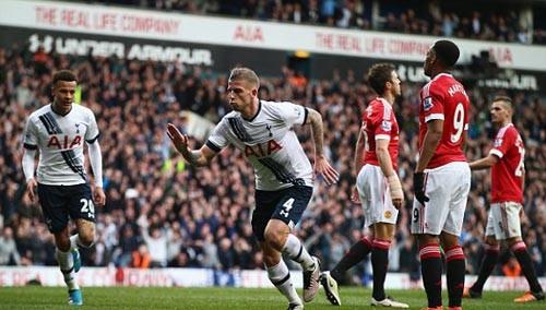 """Tottenham – MU: 3 """"cú đấm"""" siêu tốc ảnh 1"""