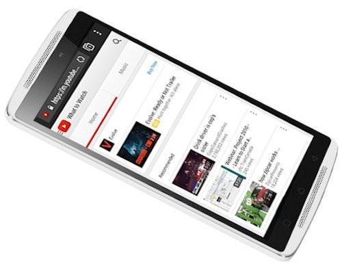 Lenovo A7010: Smartphone chuyên xem phim với loa kép ảnh 2