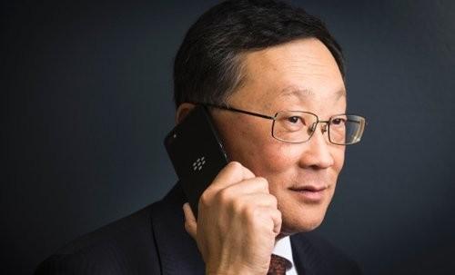 """""""Sếp"""" BlackBerry khẳng định sắp tung 2 smartphone Android mới ảnh 1"""