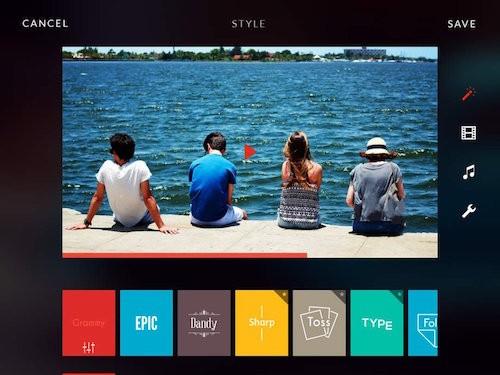3 ứng dụng chỉnh ảnh, video miễn phí cho iPhone ảnh 3