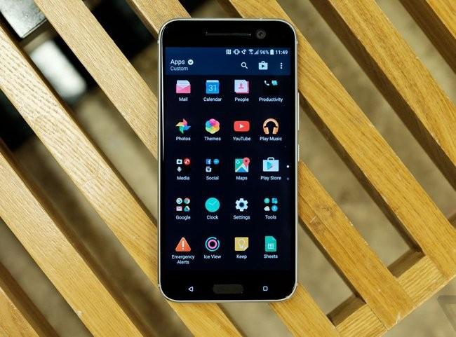 Trên tay chiếc HTC 10 thiết kế cực nam tính ảnh 13