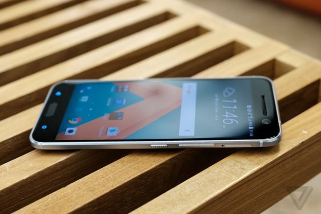 Trên tay chiếc HTC 10 thiết kế cực nam tính ảnh 15