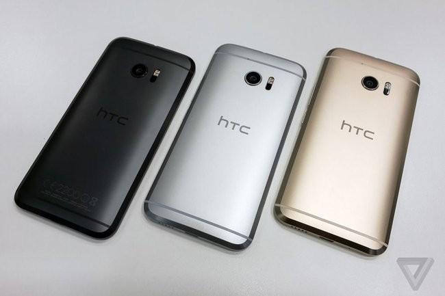 Trên tay chiếc HTC 10 thiết kế cực nam tính ảnh 19