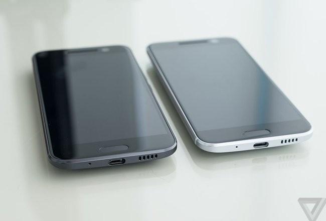 Trên tay chiếc HTC 10 thiết kế cực nam tính ảnh 20