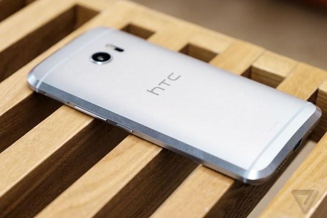 Trên tay chiếc HTC 10 thiết kế cực nam tính ảnh 3