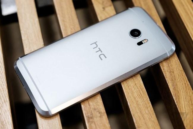 Trên tay chiếc HTC 10 thiết kế cực nam tính ảnh 6