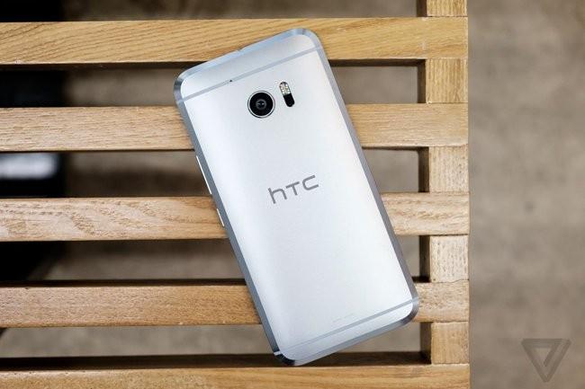 Trên tay chiếc HTC 10 thiết kế cực nam tính ảnh 1