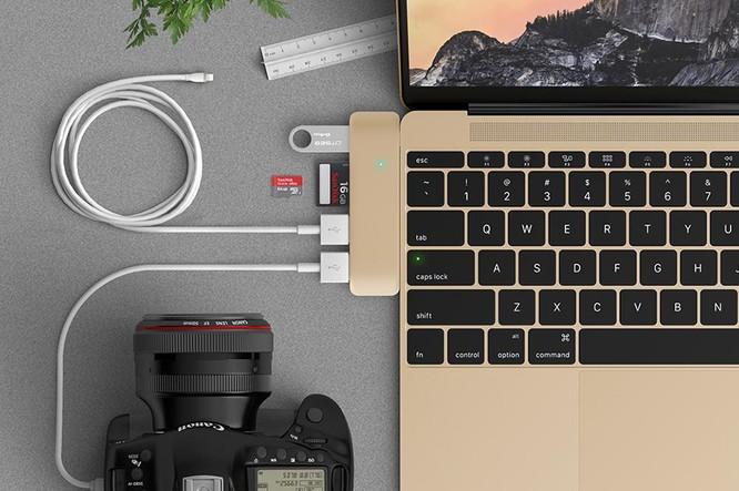 Chuẩn USB-C được bổ sung tính năng, người dùng có thể cấp quyền kết nối ảnh 1