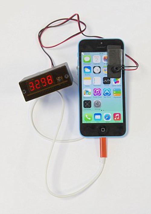 """Thiết bị """"phá khóa"""" iPhone trong 6 giây ảnh 2"""