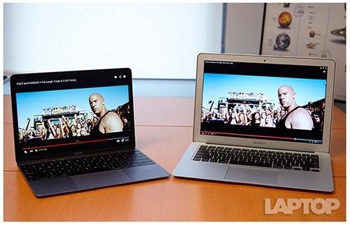 Tam tấu MacBook, MacBook Air và MacBook Pro đọ sức mạnh ảnh 4