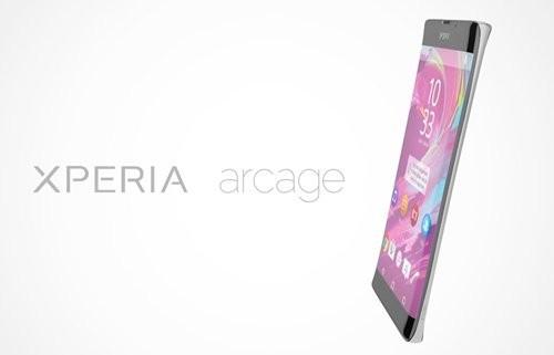 Ngắm chiếc Xperia Arcage đẹp mê hồn ảnh 4