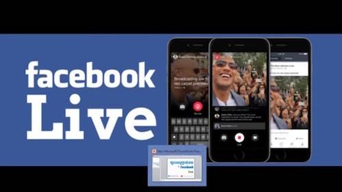 Nhận thông báo ngay khi Fanpage yêu thích Live Video ảnh 1