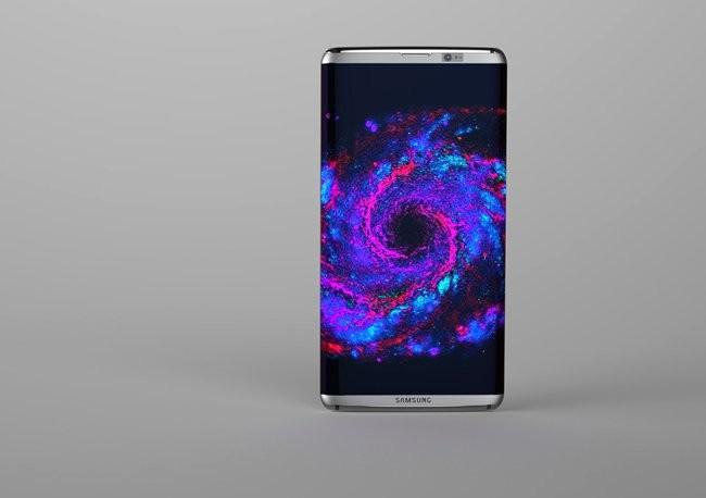 """Samsung Galaxy S8 Edge """"siêu đẹp"""" bạn không thể bỏ qua ảnh 9"""