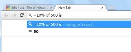 5 thủ thuật cho trình duyệt Google Chrome trên Windows ảnh 3
