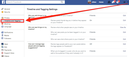 """Cách ngăn Facebook tự """"tag"""" bạn vào ảnh liên quan ảnh 1"""