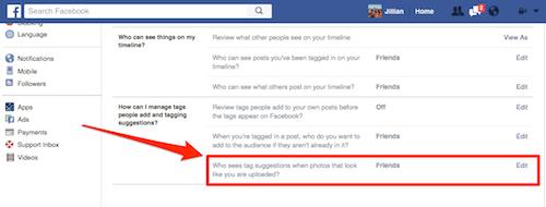 """Cách ngăn Facebook tự """"tag"""" bạn vào ảnh liên quan ảnh 4"""