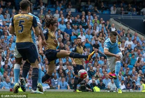 Man City - Arsenal: Xứng danh đại chiến ảnh 1
