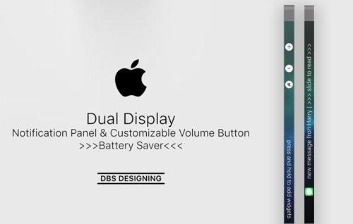 """Xuất hiện iPhone 7 màn hình tràn cạnh, pin """"siêu khủng"""" ảnh 2"""