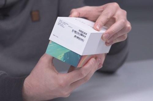 Đập hộp Sony Xperia X phiên bản màu xám ảnh 1