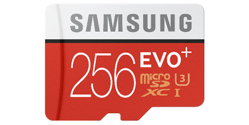 Samsung ra mắt thẻ nhớ 256GB cho smartphone ảnh 1