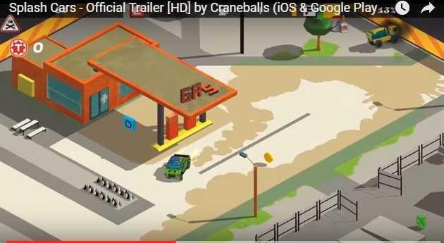 nhũng game dua xe hot nhát 2016 cho 'de' chay android và ios hinh anh 7
