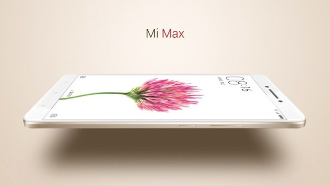 Cận cảnh Xiaomi Mi Max màn hình lớn, giá 5 triệu đồng ảnh 9