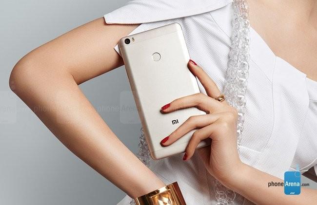 Cận cảnh Xiaomi Mi Max màn hình lớn, giá 5 triệu đồng ảnh 15