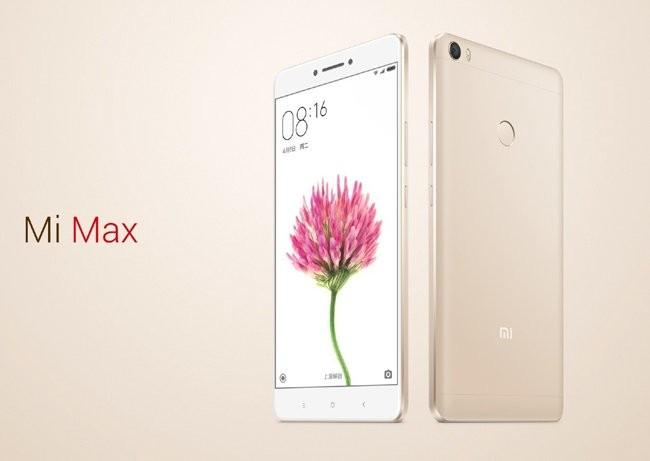 Cận cảnh Xiaomi Mi Max màn hình lớn, giá 5 triệu đồng ảnh 1