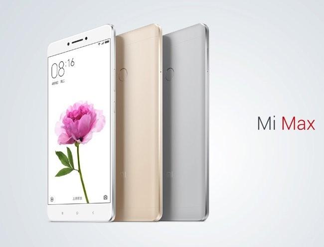 Cận cảnh Xiaomi Mi Max màn hình lớn, giá 5 triệu đồng ảnh 4