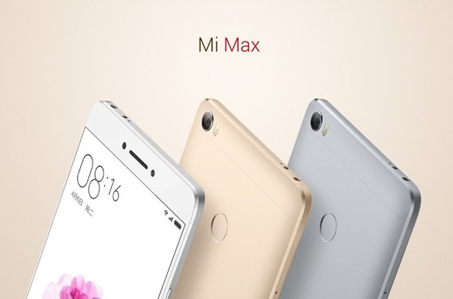 Cận cảnh Xiaomi Mi Max màn hình lớn, giá 5 triệu đồng ảnh 5