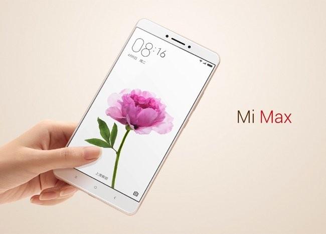Cận cảnh Xiaomi Mi Max màn hình lớn, giá 5 triệu đồng ảnh 7
