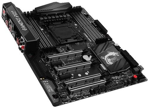 MSI ra mắt bo mạch chủ X99A Gaming Pro Carbon ảnh 1