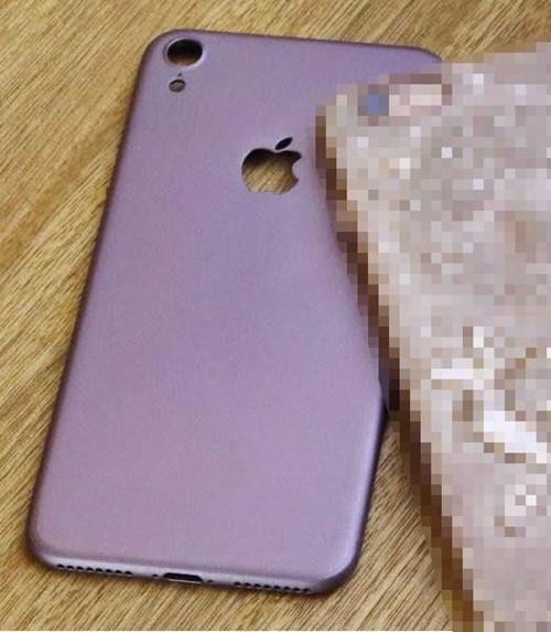 iPhone 7 trang bị 4 loa, có thêm phiên bàn màu tím ảnh 2