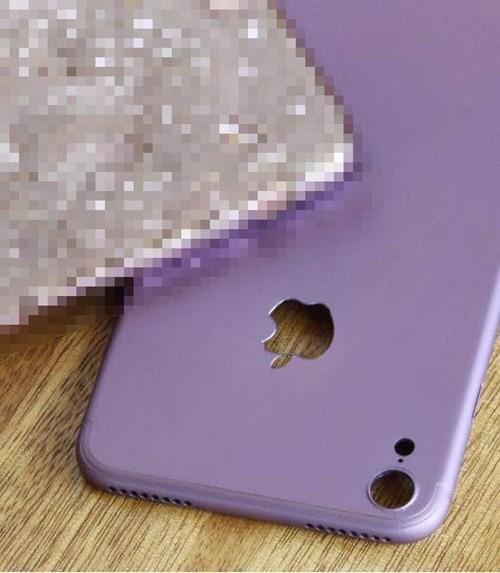 iPhone 7 trang bị 4 loa, có thêm phiên bàn màu tím ảnh 3