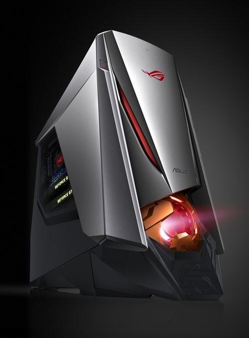 Ngắm PC chơi game Asus ROG GT51CA cấu hình khủng ảnh 4
