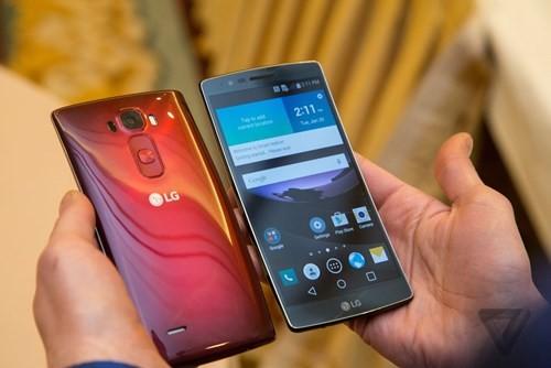 Smartphone màn hình cong LG G Flex 3 sắp ra mắt ảnh 1