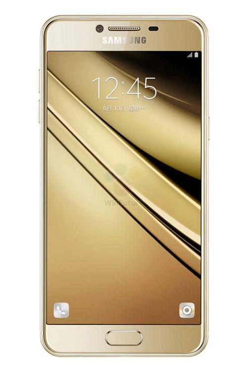 Ngắm Samsung Galaxy C5 trước ngày ra mắt ảnh 1