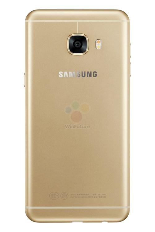 Ngắm Samsung Galaxy C5 trước ngày ra mắt ảnh 2