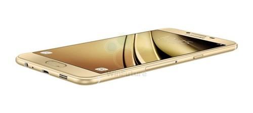 Ngắm Samsung Galaxy C5 trước ngày ra mắt ảnh 8