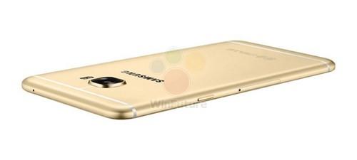 Ngắm Samsung Galaxy C5 trước ngày ra mắt ảnh 9