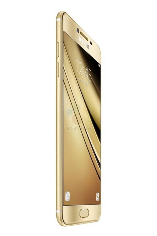 Ngắm Samsung Galaxy C5 trước ngày ra mắt ảnh 7