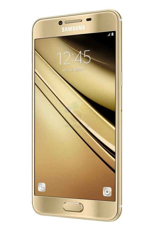 Ngắm Samsung Galaxy C5 trước ngày ra mắt ảnh 6