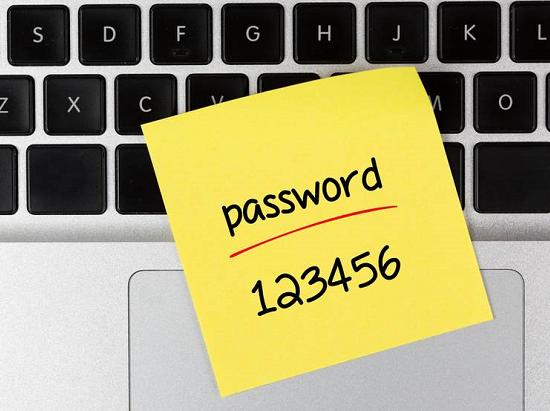 """Microsoft """"cấm cửa"""" đặt mật khẩu 12345 ảnh 1"""