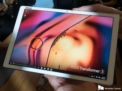 Cận cảnh máy tính bảng lai Asus Transformer 3 vừa ra mắt ảnh 2